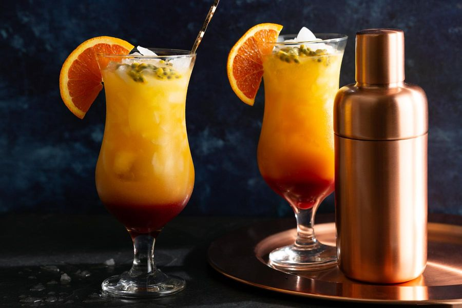 Get A Taste of the Big Easy with Our Crescent City Cooler Cocktail