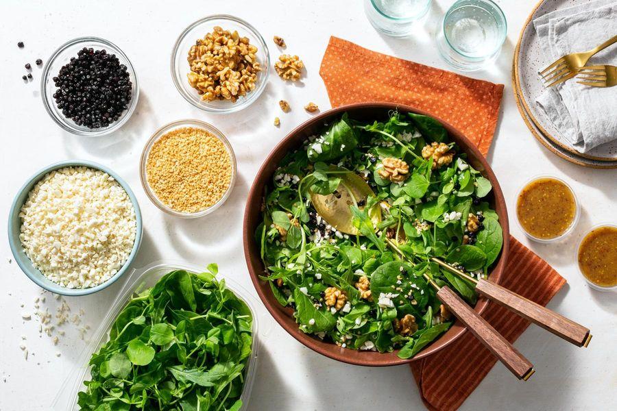 Protein Crunch salad image