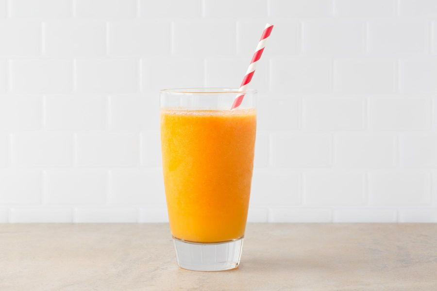 Image of a glass of Glow-Getter smoothie