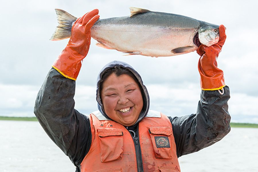 Get to Know Keta Salmon, the Fishermen, and the Fish