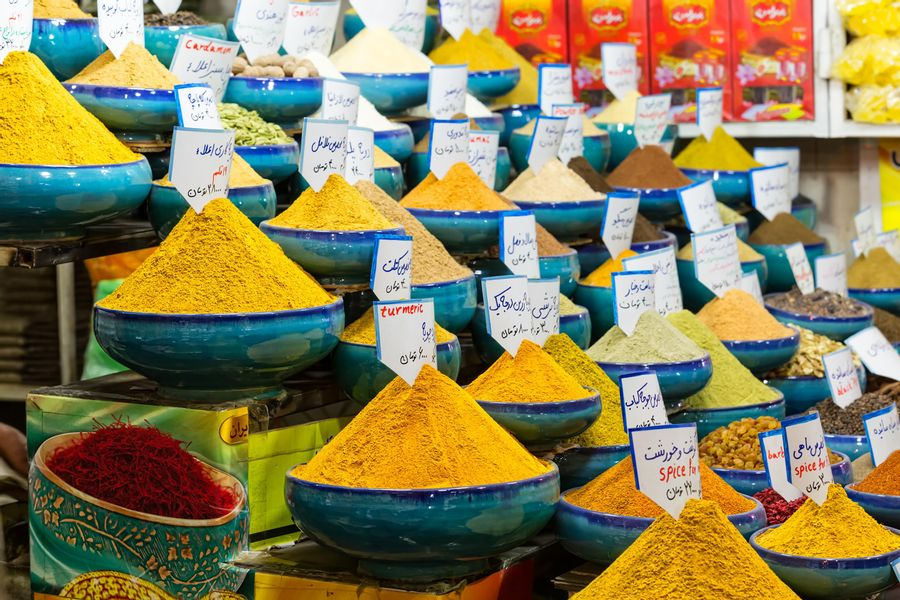 From saffron to sumac, a tasting tour of Persia