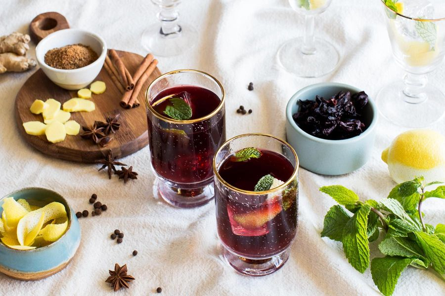Jamaican Sorrel Punch Recipe
