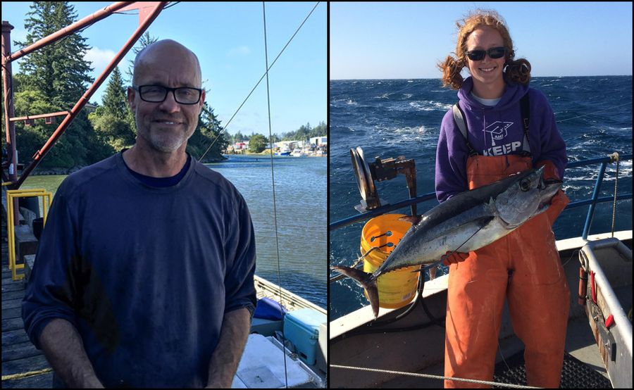 Behind the albacore: A visit with Fishpeople's Lars Holmdahl