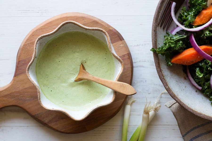 Sun Basket Paleo Green Goddess Dressing