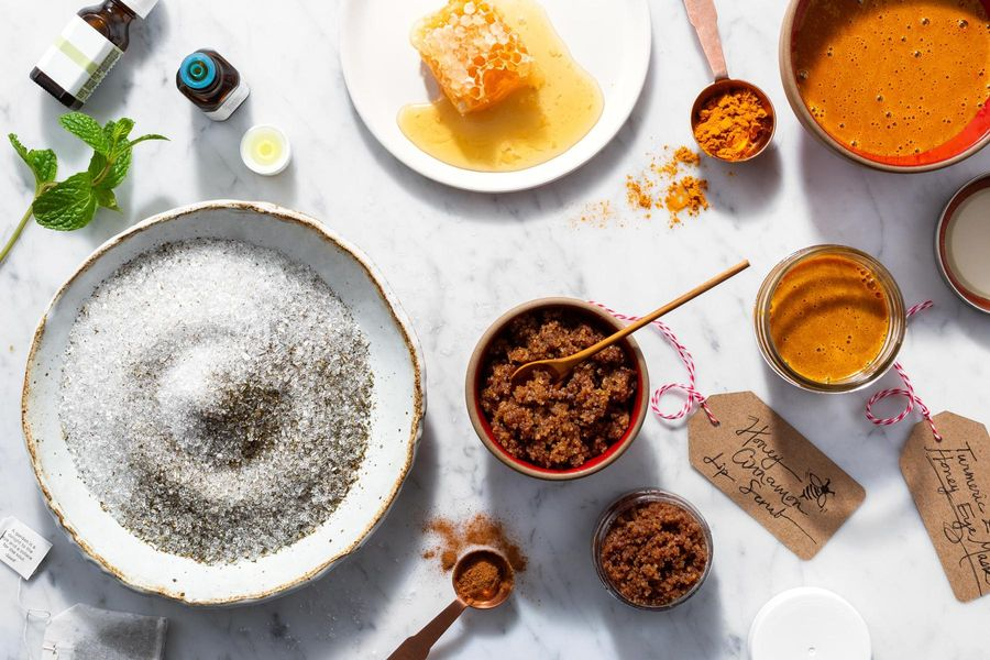 Give Yourself a DIY Spa Treatment
