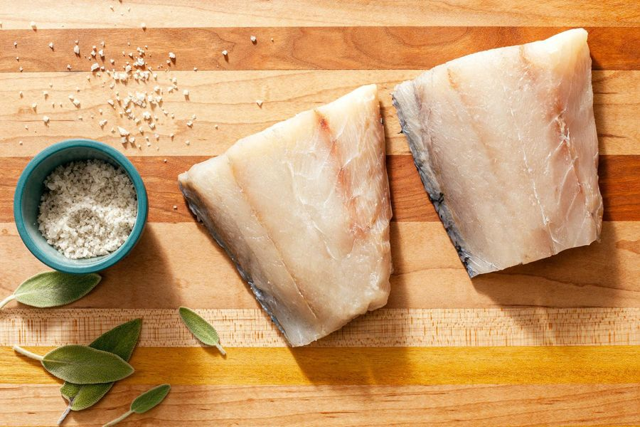 Sustainably Raised Barramundi Fillets (2 count)