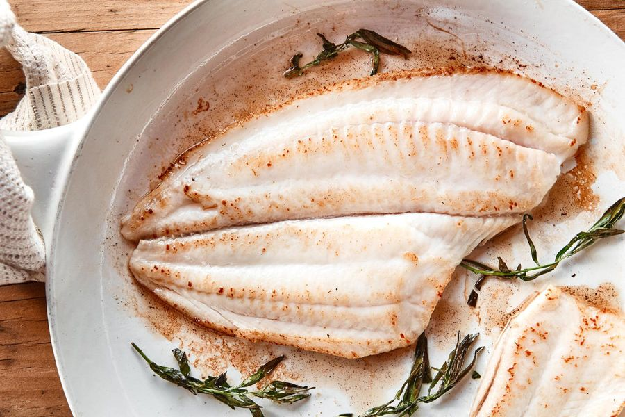 Wild sole fillets (2 count)