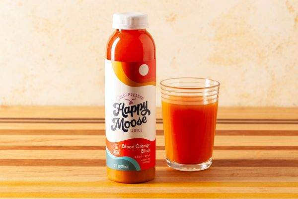 Blood Orange Bliss Juice