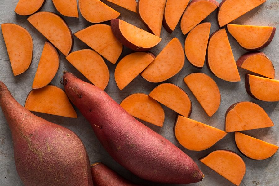 Six Reasons to Love Sweet Potatoes