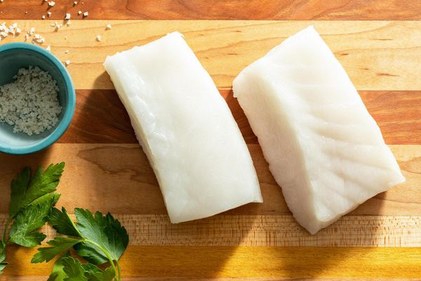 Wild Chilean Sea Bass Fillets (2 count)