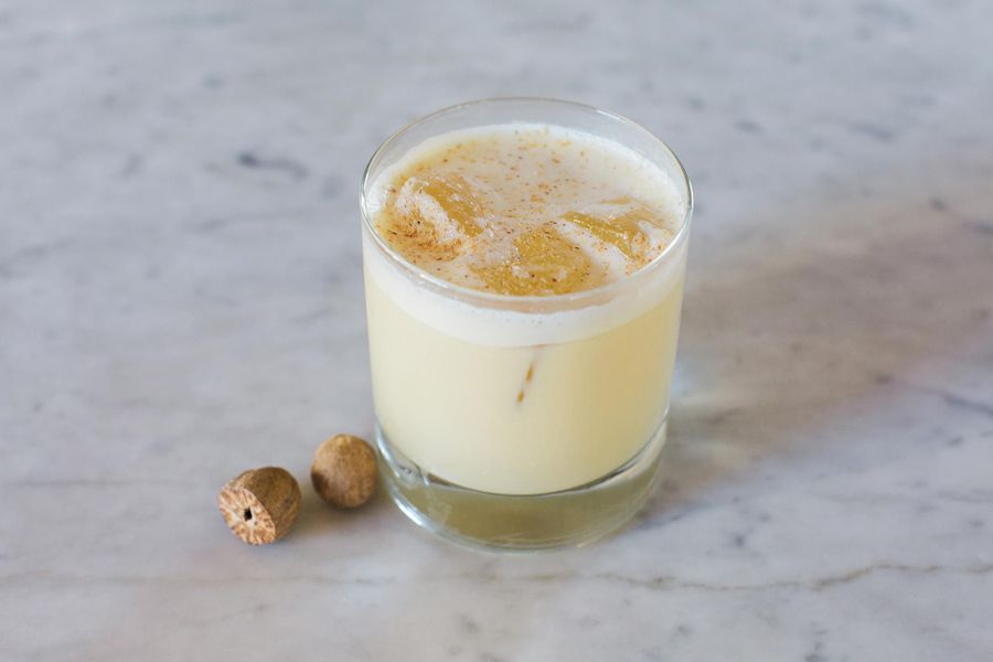 Eggnog to Order with Erik Adkins, bar manager of Hard Water in San Francisco