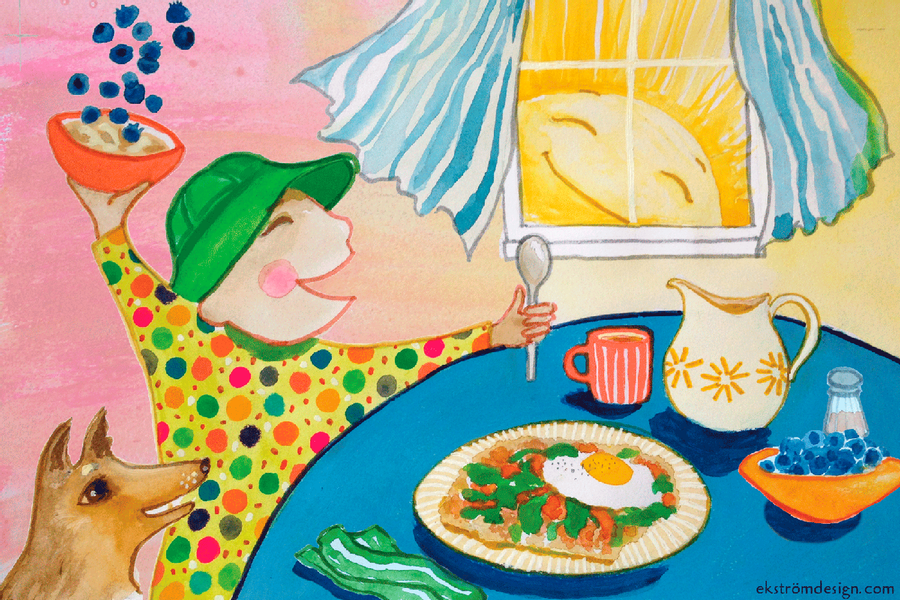 Five Simple Strategies to Get Kids to Eat a Healthy Breakfast