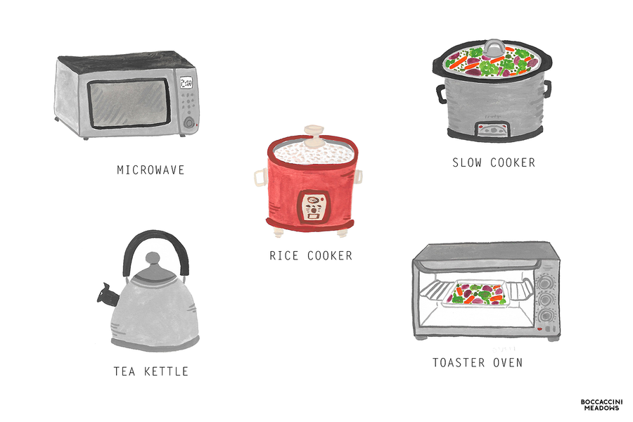 When It's Too Hot to Cook, Small Appliances Are Your BFF