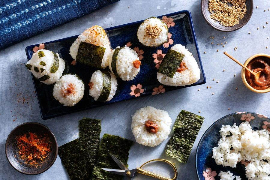 Onigiri, the Ultimate Portable Snack