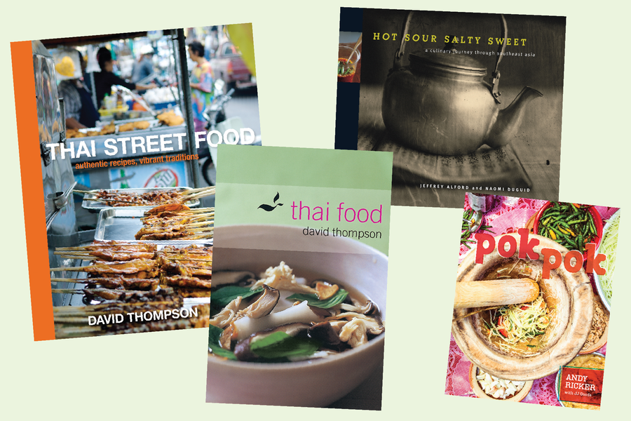 The top 4 Thai cookbooks every home cook should own