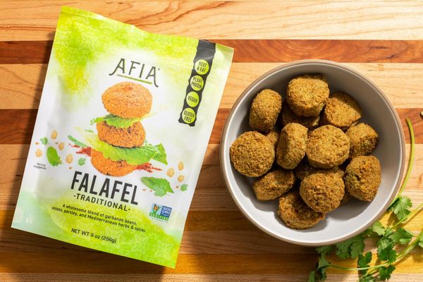 Traditional Falafel