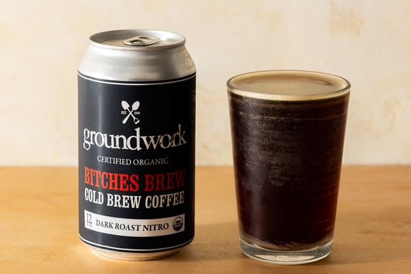 Organic Cold-Brew Coffee, Bitches Brew