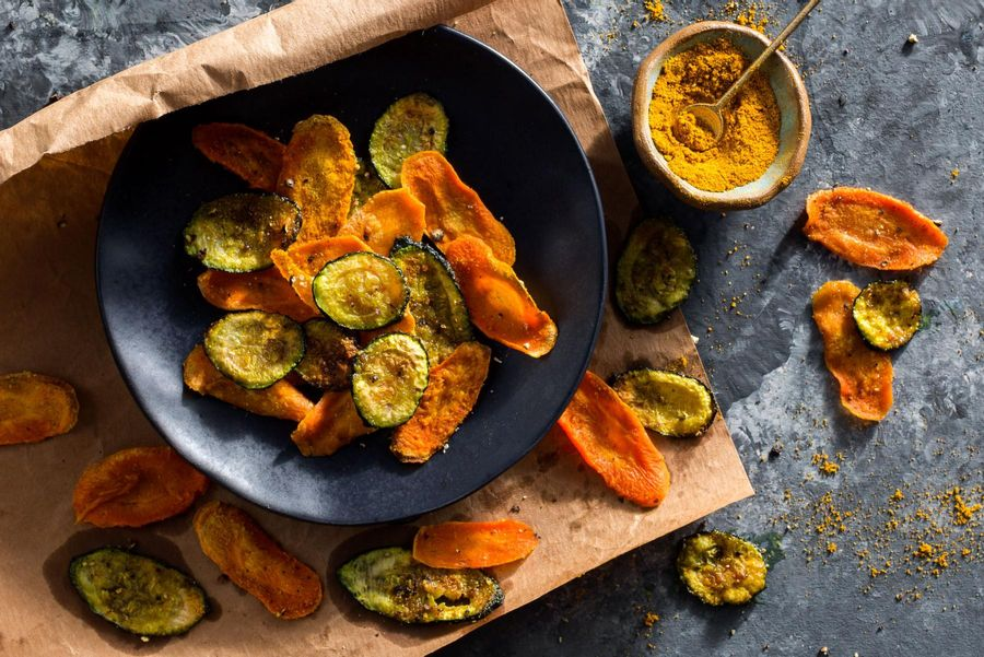 Vegetable Chips—How to Make Your Own at Home