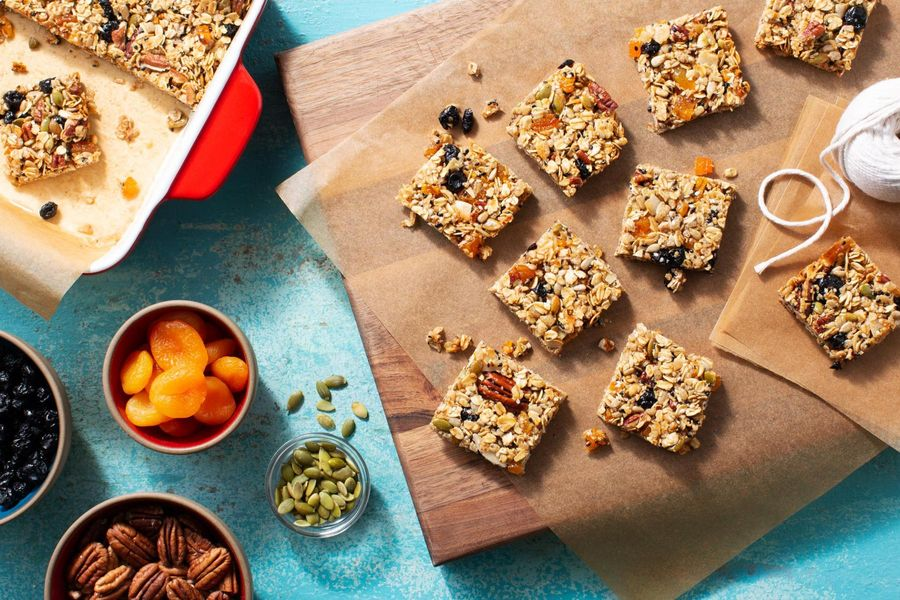 Start Your Day with Our Gluten-Free Breakfast Bars