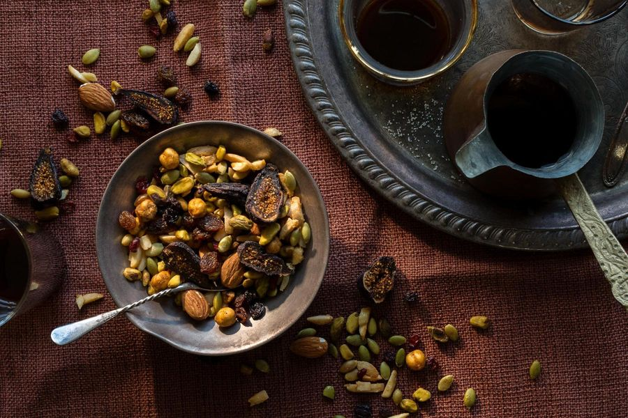 Ajil: Persian Trail Mix Recipe