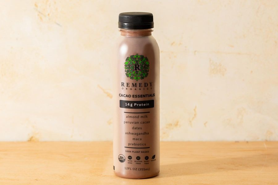 Organic Prebiotic Protein Drink, Cacao Essentials