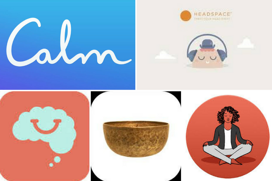 Our Five Favorite Meditation Apps