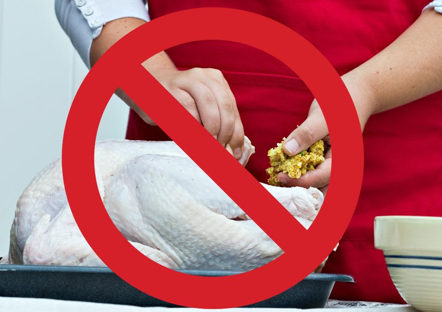 Five things you don't need to do to your holiday turkey.