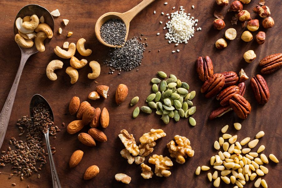 10 Nuts and Seeds You Should be Eating