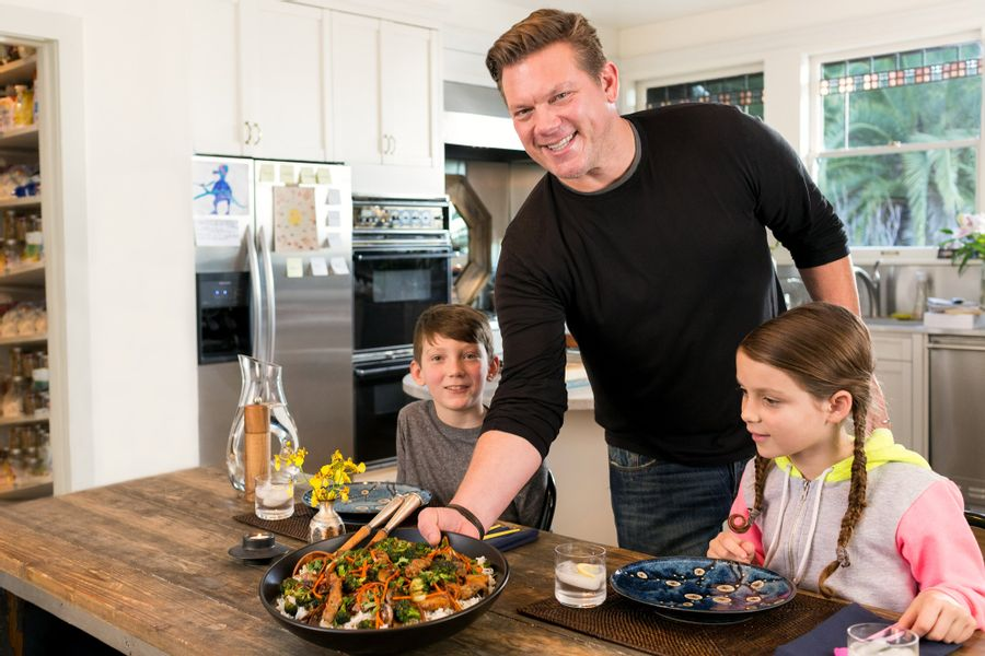 Meet Tyler Florence, Family Guy