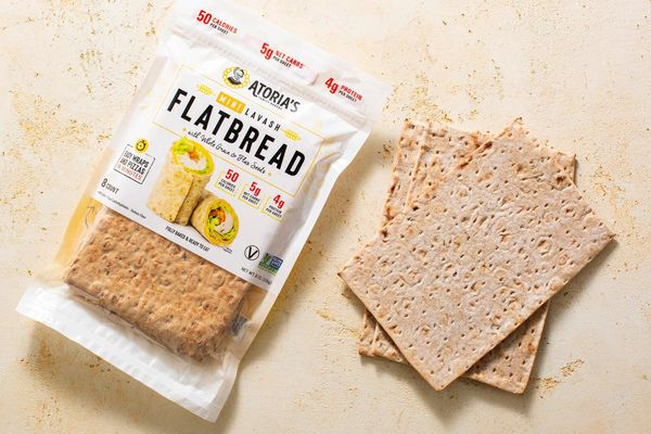 Mini Lavash Flatbread