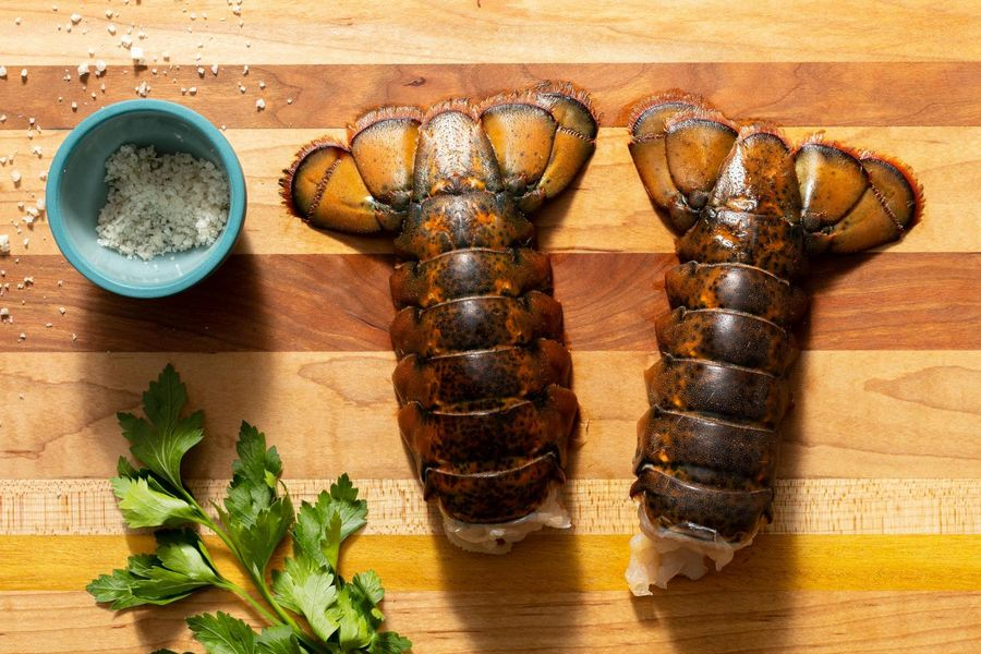 Wild Cold-Water Lobster Tails (2 count)