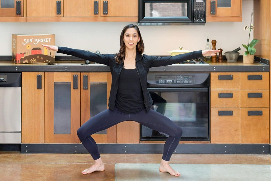 Bite-Size Workouts—Pilates with Mikella Polito