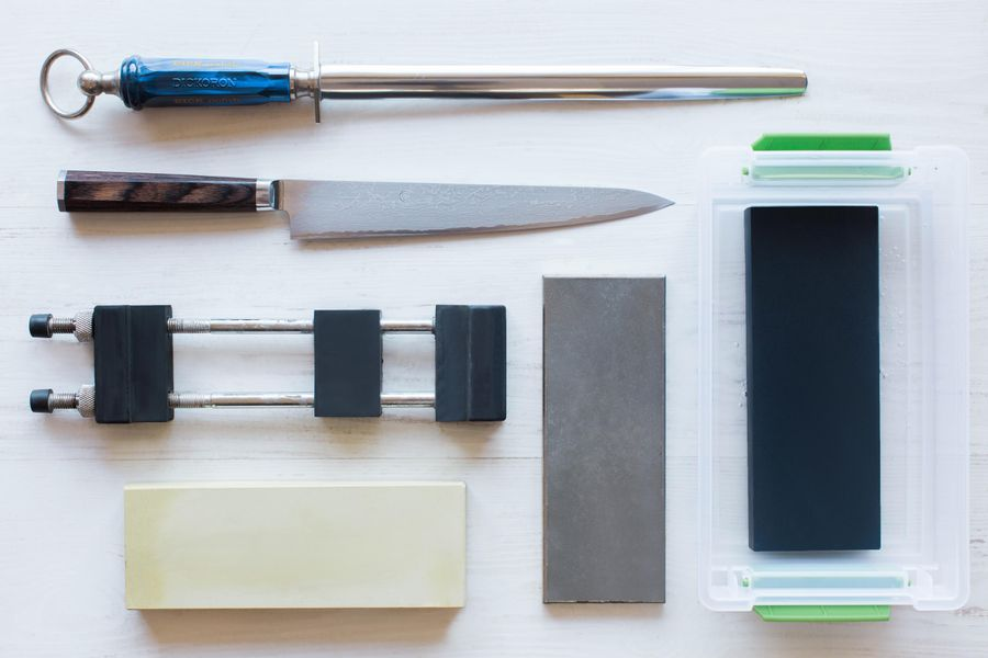 Our executive chef of R&D and resident knife nerd, Alan Li, walks us through the steps of keeping a sharp edge.