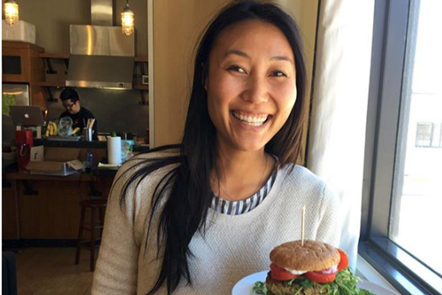 Meet Lauren Asazawa—Coder, Climber