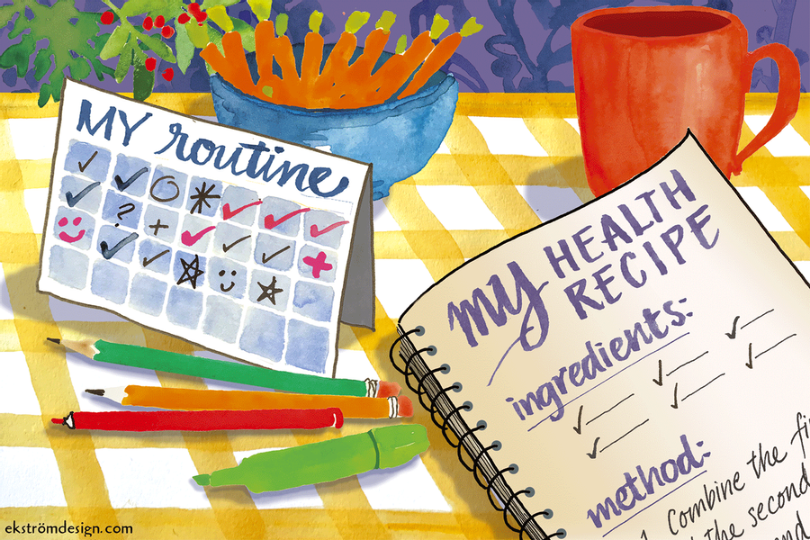 How to Personalize Your Wellness Routines