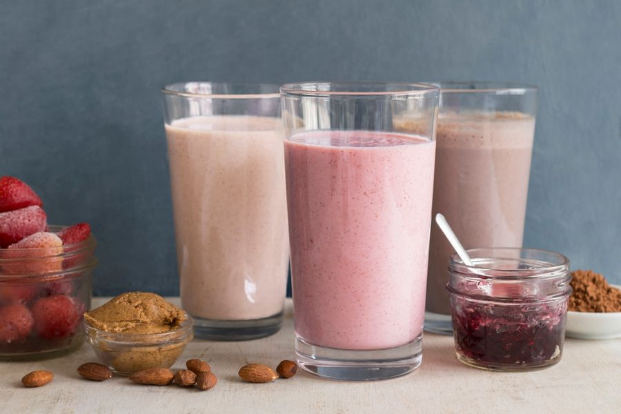 Shake Up your Post-Workout Recovery with our High-Protein Drinks