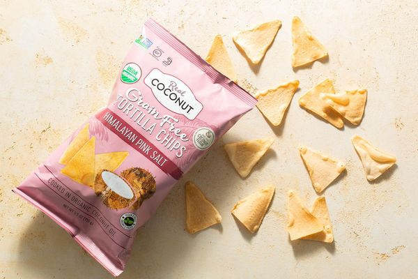 Organic Grain-Free Tortilla Chips