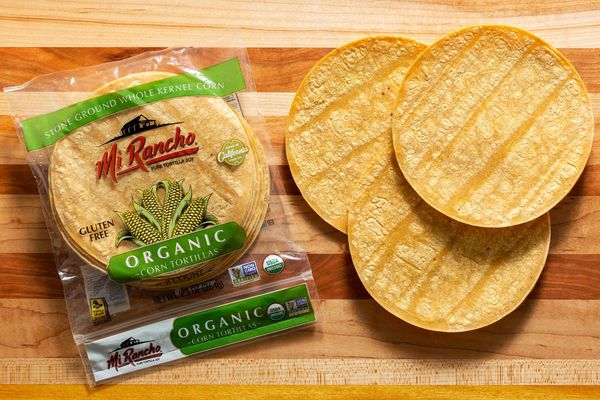 Gluten-Free Organic Corn Tortillas (8 count)