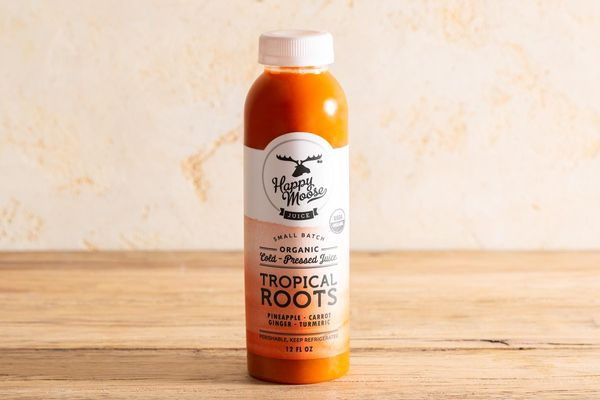 Organic Tropical Roots juice