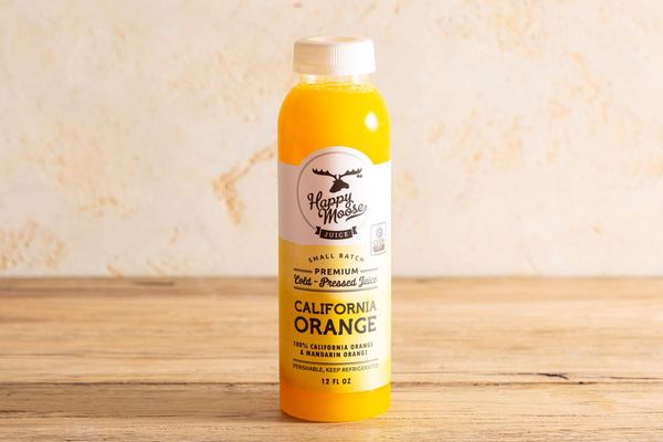 California orange juice