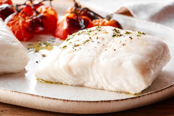 Wild Alaskan halibut fillets (2 count)